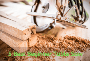 How to Choose the Best Beginner Table Saw for You In 2020