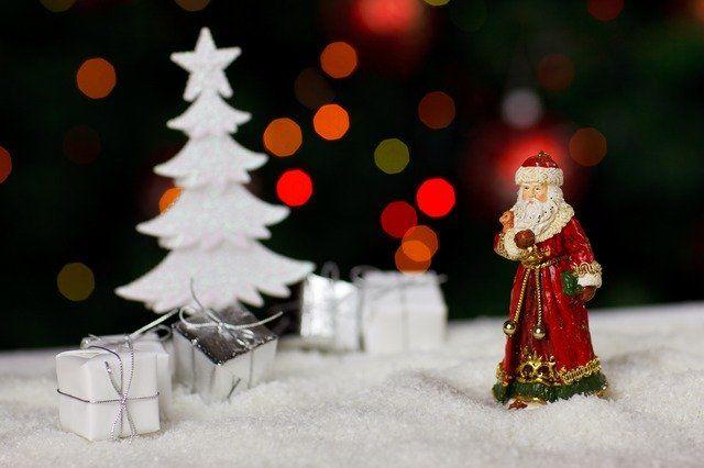 best Santa Ornaments