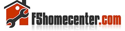 F5 Home Center logo