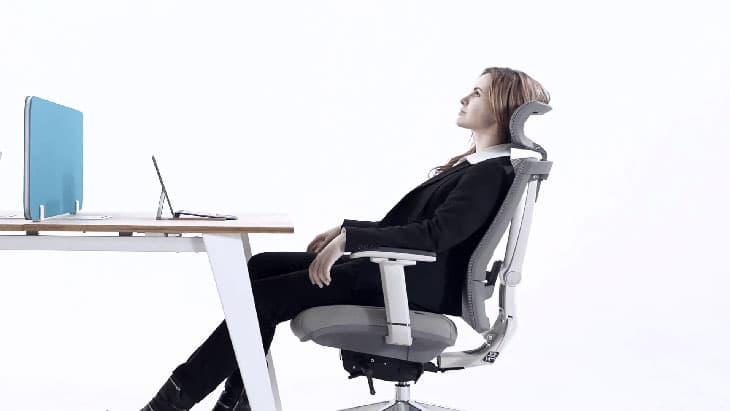 best desk chair for neck pain