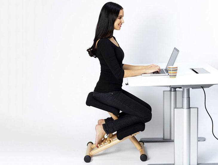 best kneeling chair for tall person
