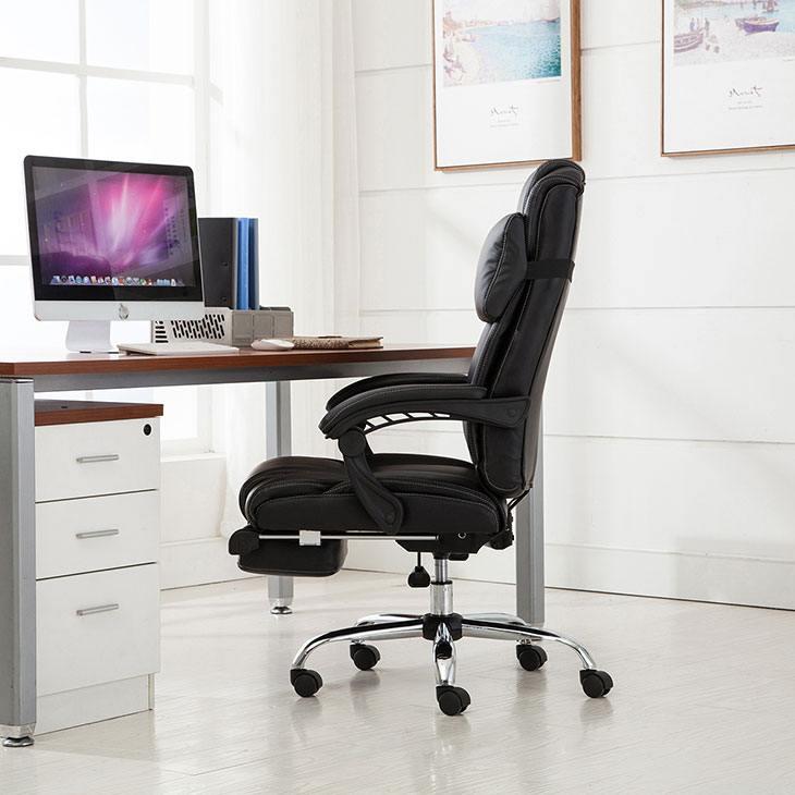 best ergonomic reclining office chair