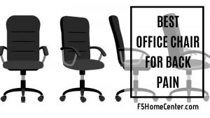 Treat Your Body Right With The Best Office Chair For Back Pain